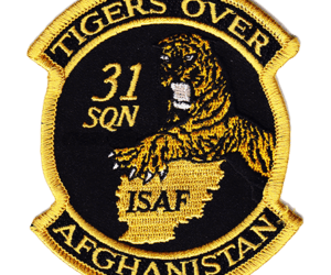 Tigers return from another tour in Afghanistan